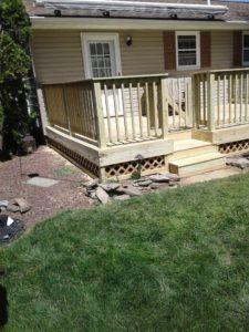 Deck Builder Lancaster PA