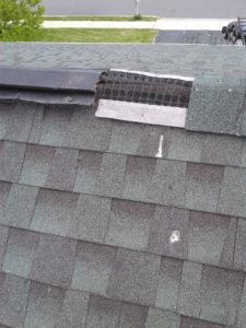 asphalt shingle replacement
