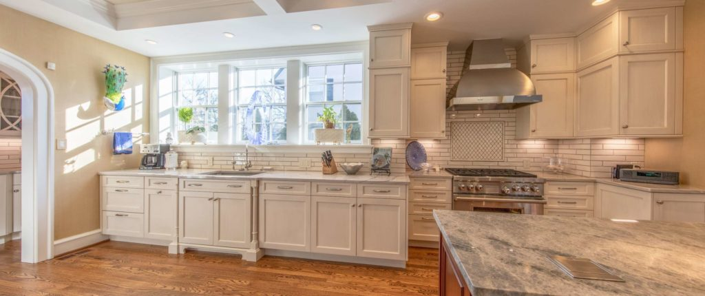 Kitchen remodel project